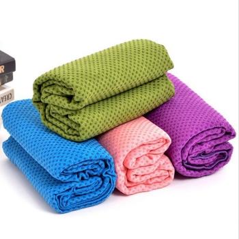 顆粒瑜伽鋪巾