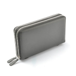 Double Zipper Anti-theft Clutch Wallet