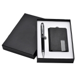 Cardholder+Crystal Signature Pen Set