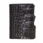 Crocodile Pattern Anti-theft Cardholder