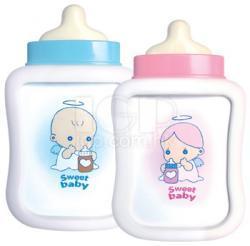 Baby's Bottle Photo Frame