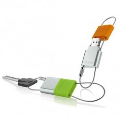 鎖形USB