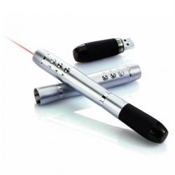多功能USB紅外線筆