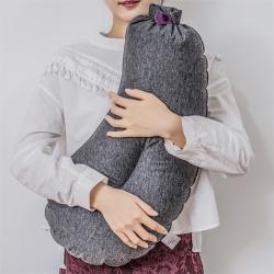 Allocacoc Aubergine Pillow
