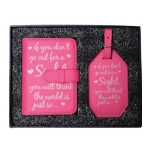 Luggage Tag Gift Set