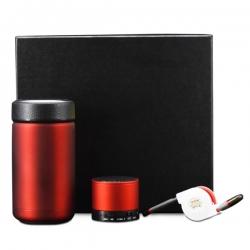 保溫杯+音箱+數據線三件套