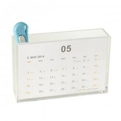 Storage Desk Calendar