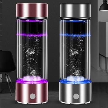 養生玻璃富氫水素杯