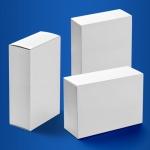 簡易硬紙包裝禮品盒