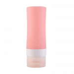 Silicon travel use lotion bottle