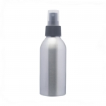 Aluminum sunscreen spray bottle