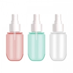 Cleansing water spray bottle