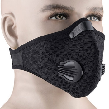 anti-fog and haze actived carbon mask