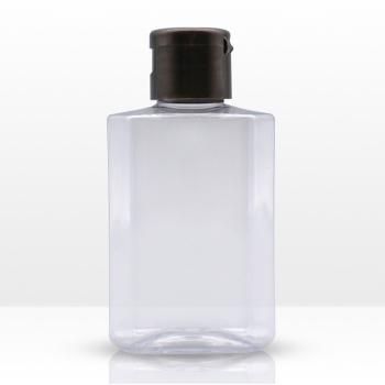 PET octagonal bottle