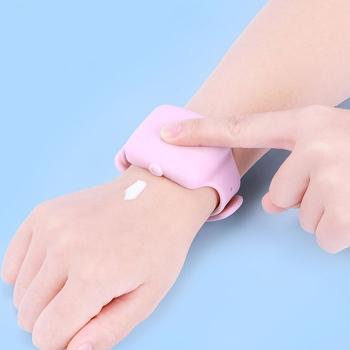 Sterilized wrist band packing box