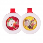 Cartoon outdoor portable mosquito repellent button