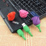 玫瑰花造型USB