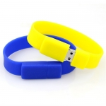 矽膠USB手環