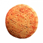 Mid-Autumn mooncake throw pillow