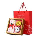 Mid-Autumn mooncake towel set
