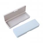 Pure color dull polish pen box