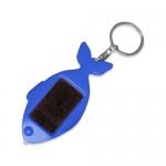 魚形太陽能手電筒