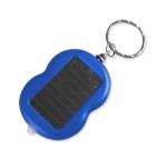 8字形太阳能手电筒
