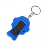 人形太阳能手电筒