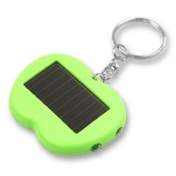 太陽能蘋果電筒
