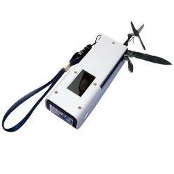 太陽能軍刀電筒