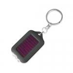 指南针太阳能手电筒