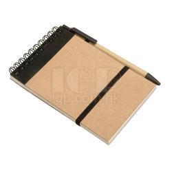 再造紙筆記本