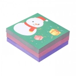 Christmas cartoon memo pad