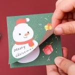 聖誕卡通便簽紙