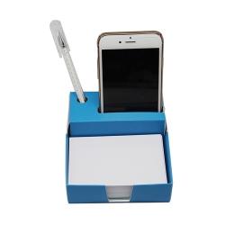 手機座便簽盒