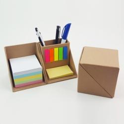 多功能百變便簽盒創意辦公用品