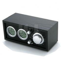 復古鐘收音機