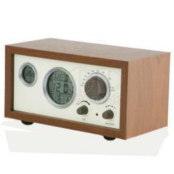 復古鐘收音機(大)