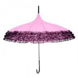 蕾絲寶塔傘