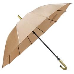 12骨單色直桿傘