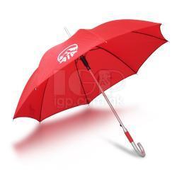 鋁質圓頂雨傘