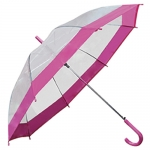 23 inch Double Color Straight Rod Umbrella