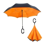 C-shaped Handle Reverse Umbrella