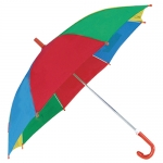 Cartoon Printing Straight Rod Umbrella
