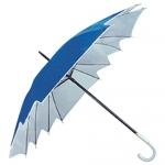 Creative Flower Shape Straight Rod Umbrella