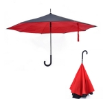 Straight Rod Reverse Umbrella