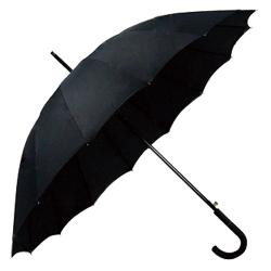 23 inch 16-bone Business Straight Umbrella
