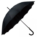 23 inch 16-bone Business Straight Umbrella