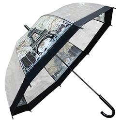 創意印花直桿傘