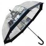 Creative Printing Straight Rod Umbrella